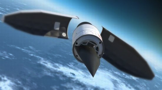 Advanced Hypersonic Weapon Fly at Mach 20