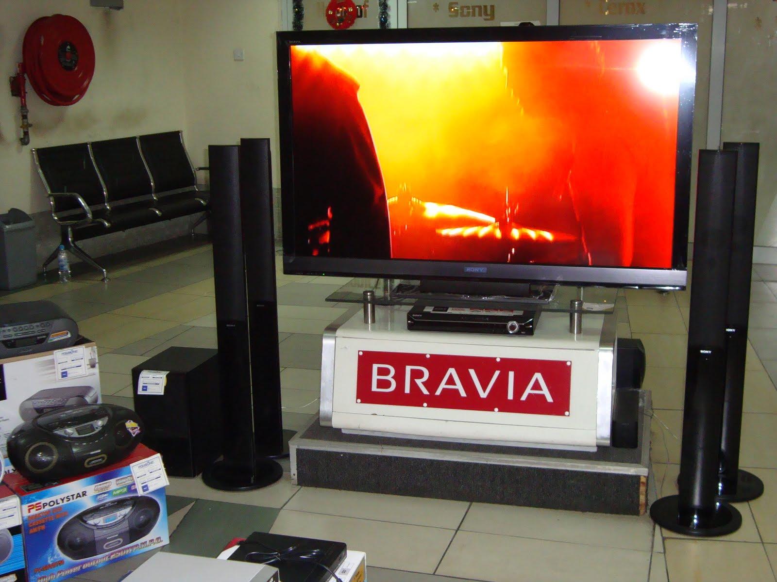 HOMEOFELECTRONICS: SONY LCD TV MODEL KLV-55EX500