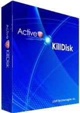 برنامج مجاني لمحو البيانات والملفات وضمات عدم إسترجاعها من وحدات التخزين Active@ Kill Disk - Hard Drive Eraser 7