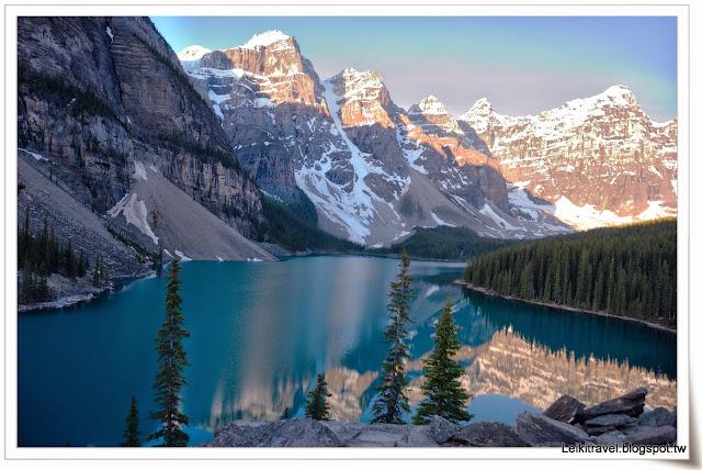 加拿大 Moraine Lake