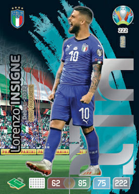 262-279 PORTUGAL Euro 2016 Panini Adrenalyn cards