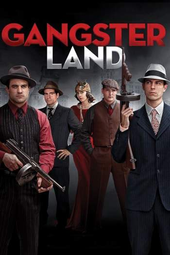 Gangster Land Torrent - BluRay 720p/1080p Legendado