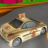 Çılgın 3D Araba
