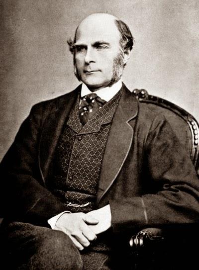 Francis Galton (1822 - 1911)