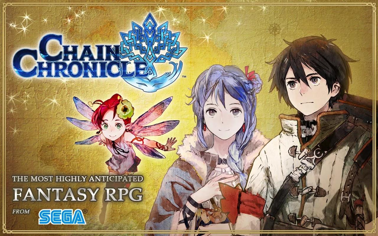 Chain Chronicle - RPG v1.0.7 Mod
