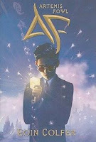 bookcover of ARTEMIS FOWL by Eoin Colfer