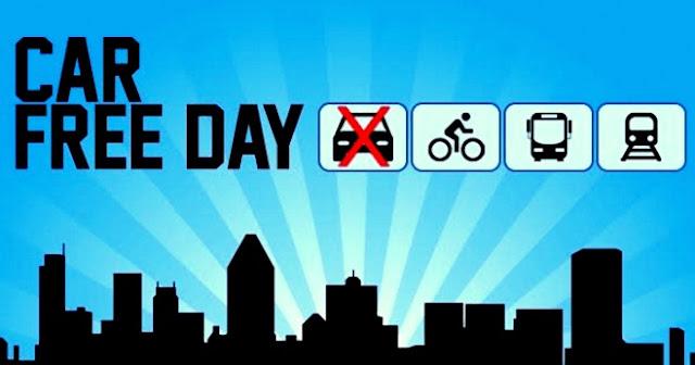 Hari Bebas Kereta Sedunia (World Car Free Day)