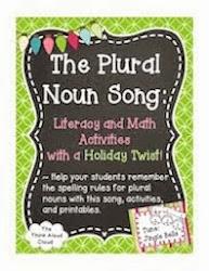 Plural Noun Activities