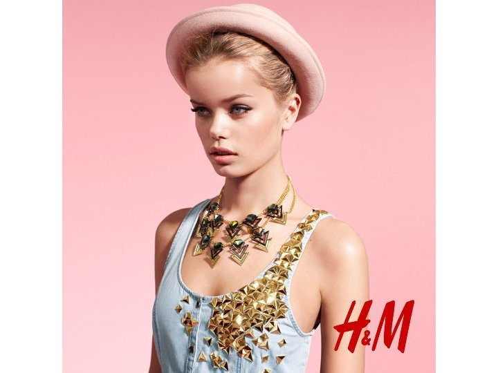 h m divided accessories lookbook spring 2013