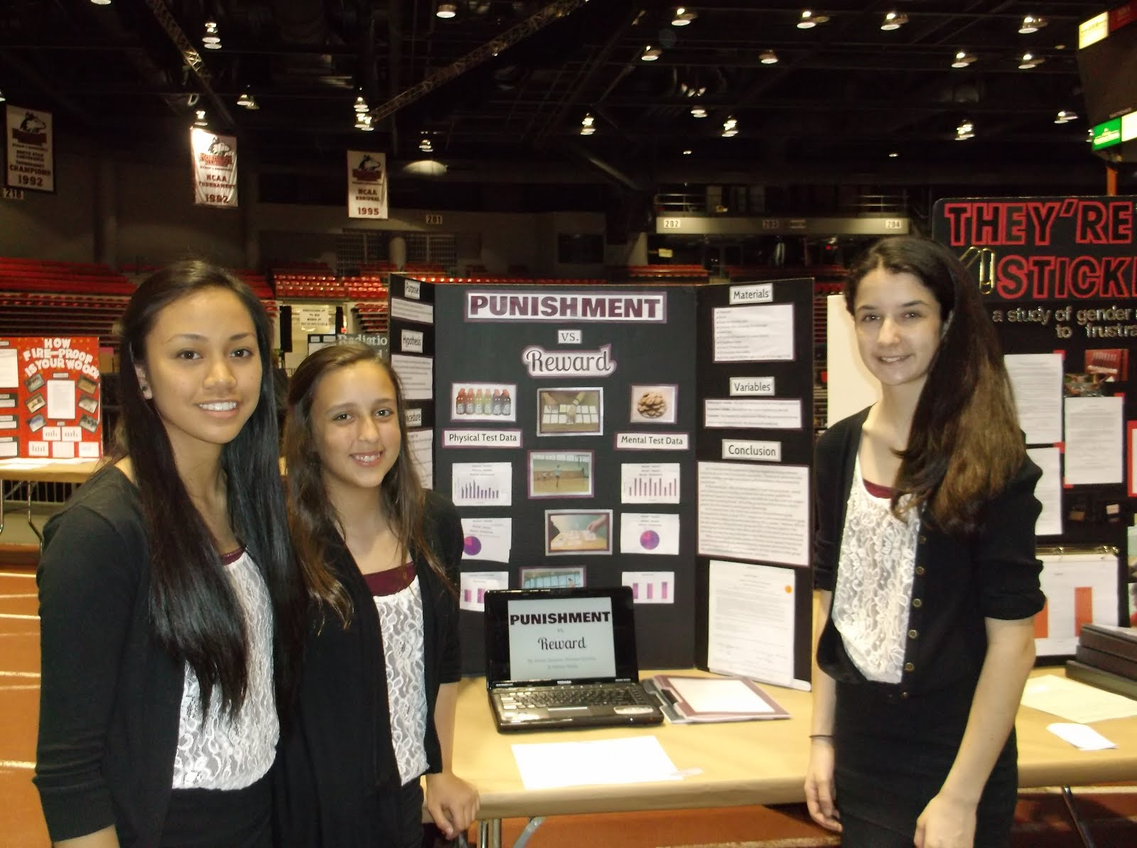 """STATE SCIENCE FAIR-2014"""