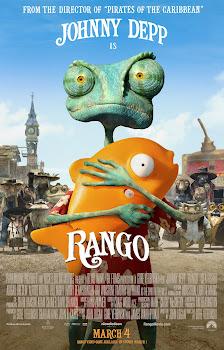 Poster de Rango