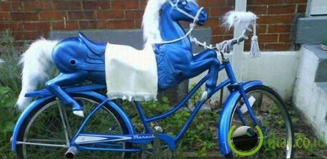 12 Sepeda dengan Desain yang paling tidak Lazim 1