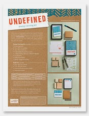 Undefined Stamp Carving Kit !