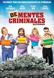 De-Mentes Criminales Pelicula Completa DVD [MEGA] [LATINO]