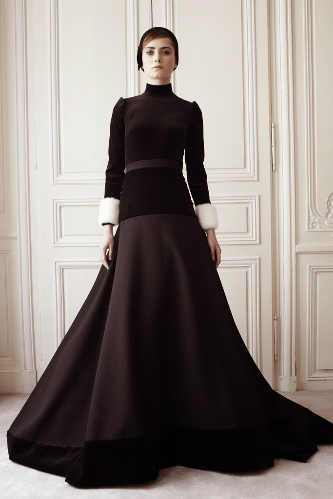 Fashion runway delphine manivet fall winter 2014 2015 for Annah hariri wedding dress
