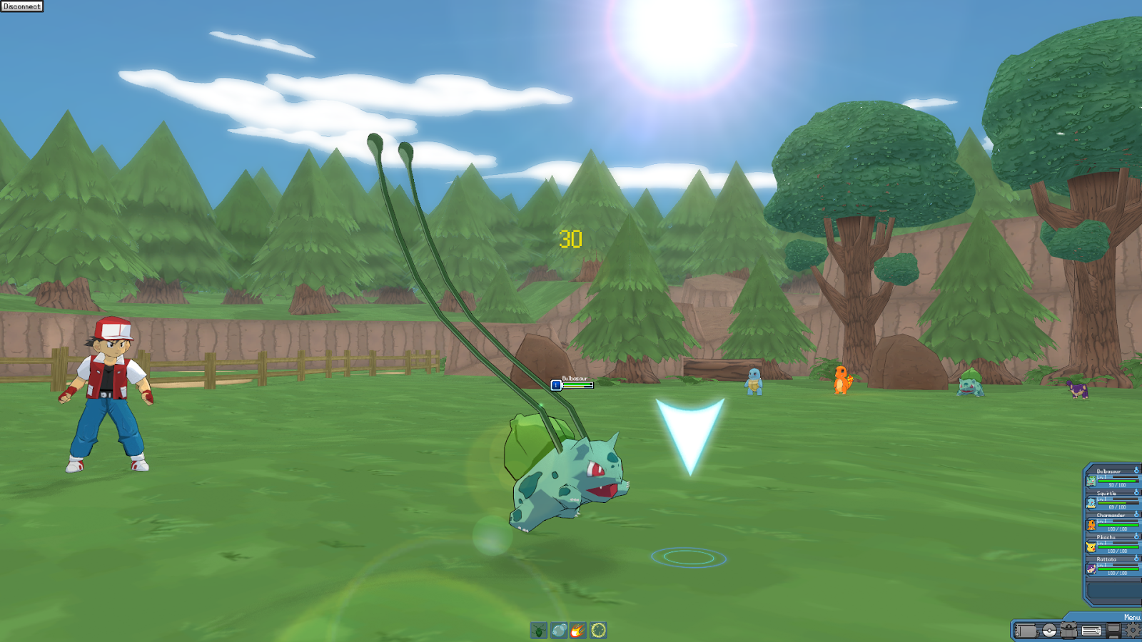 play pokemon 3d game online free