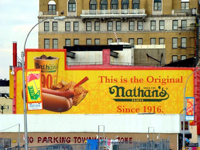 Coney Island - Nathan's