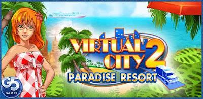 Virtual City Paradise Resort  1.1 APK + DATA