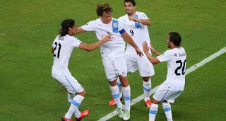 Video Gol Nigeria vs Uruguay 21 Juni 2013