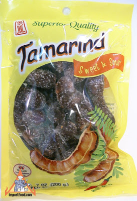 The sourness of Tamarind