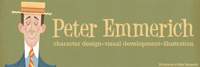 Peter Emmerich Visual Development