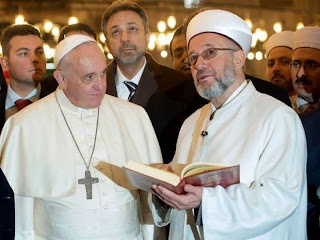 Pope and Grand Mufti
