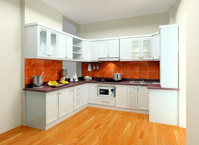 Những mẫu tủ bếp đẹp, kiểu hiện đại, cao cấp nhất năm nay