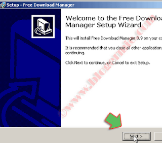 Cara Menginstall FDM (Free Download Manager) Full Gambar