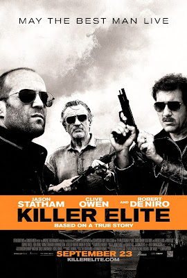 Killer+Elite+Movie+Poster Asesinos de Elite Online Gratis (2011)