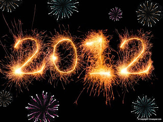 free download New Year 2012 Firework Wallpapers
