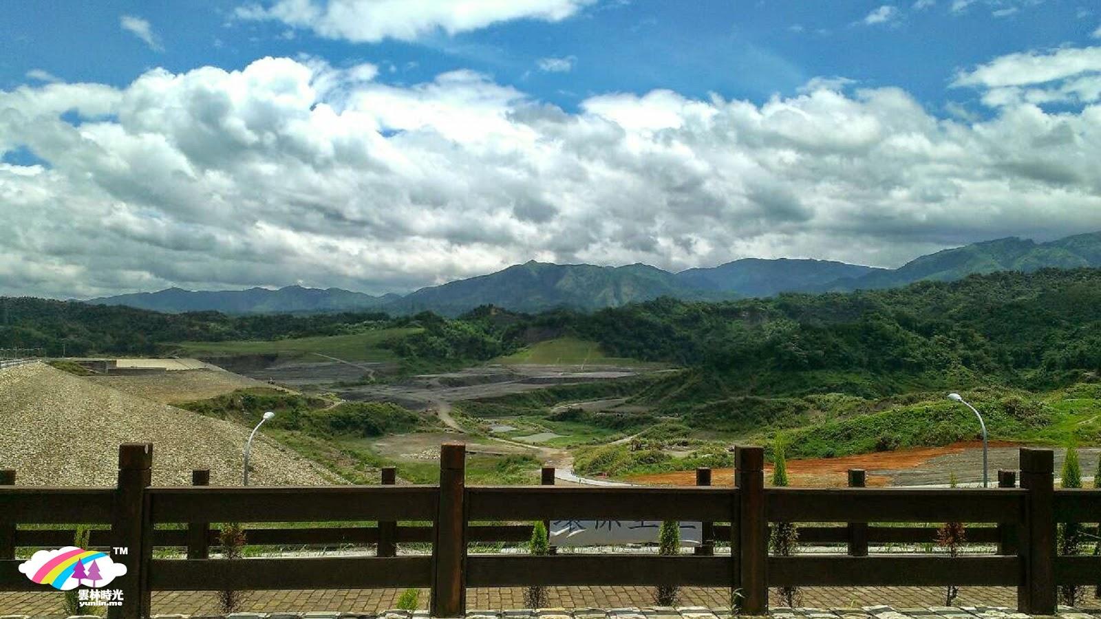 雲林湖山水庫- 座落於古坑斗六梅林溪上遊 預計106年啟用