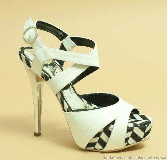 Zapatos primavera verano 2014 Micheluzzi