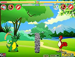 chơi game hay Gunny Rồng