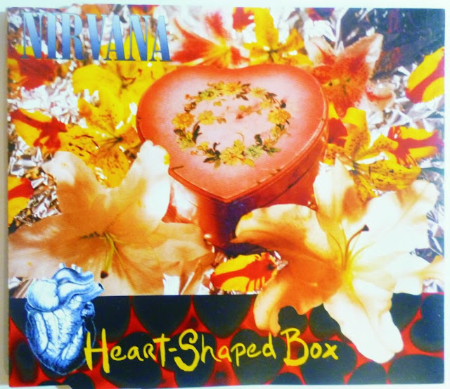 Nirvana Heart Shaped Box