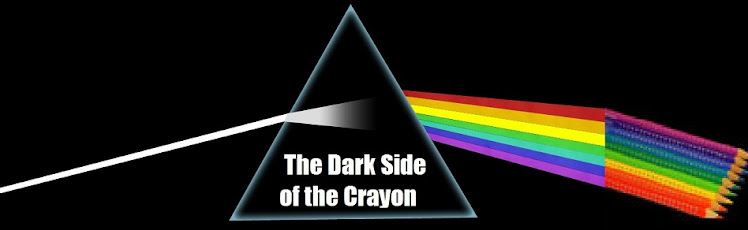 The Dark Side of the Crayon