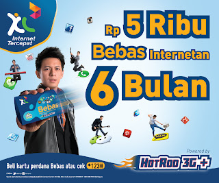 TRIK INTERNET GRATIS XL BEBAS APRIL 2013