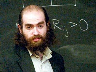 Григорий Перельман, физик