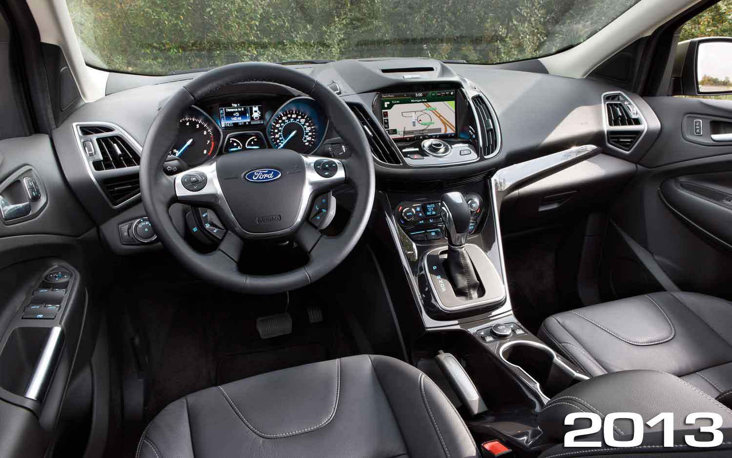 2013 Ford Escape Review Interior, Exterior, Price and Engine.:The list