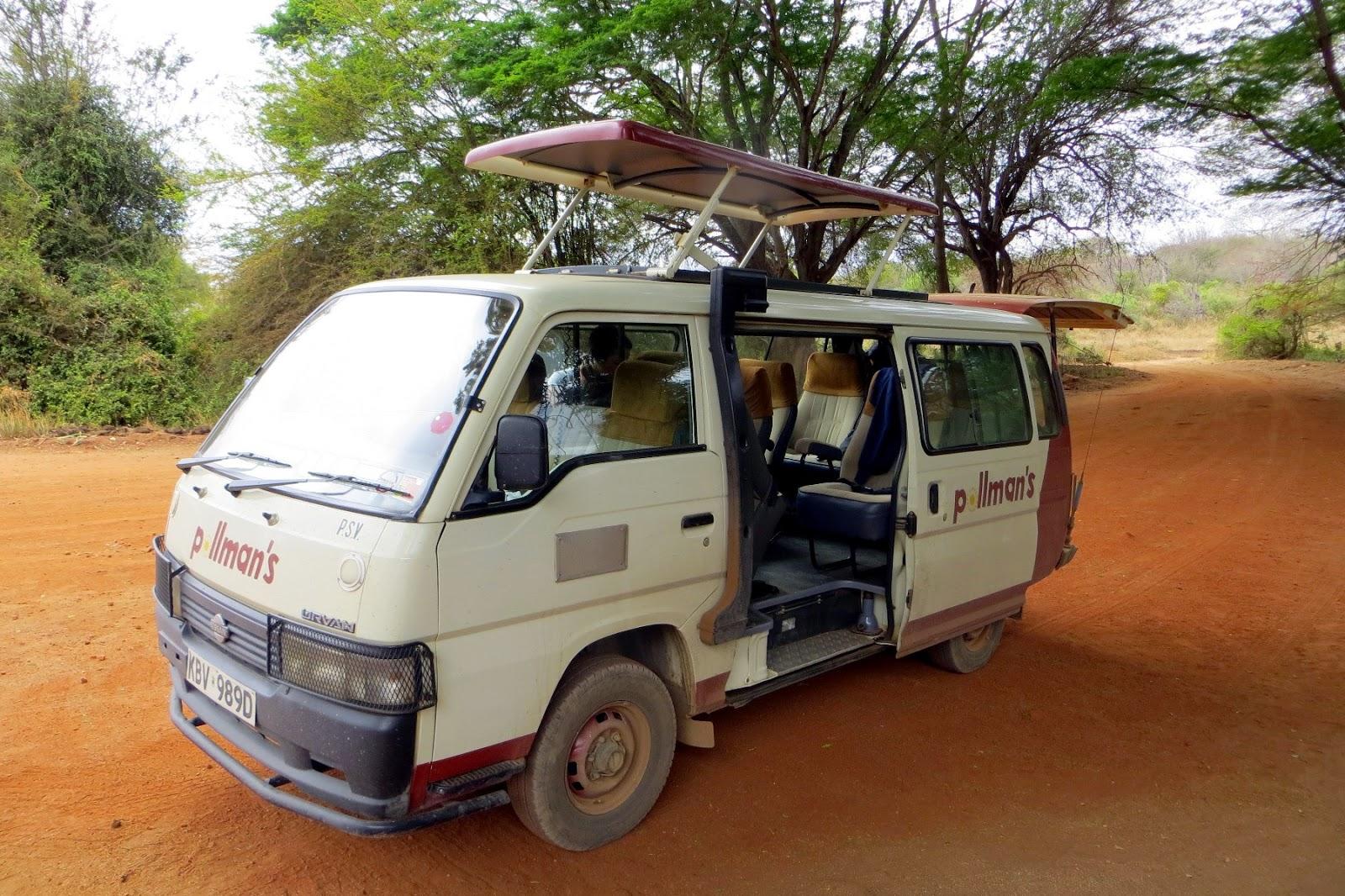 safari in kenya di quattro giorni tsavo ovest