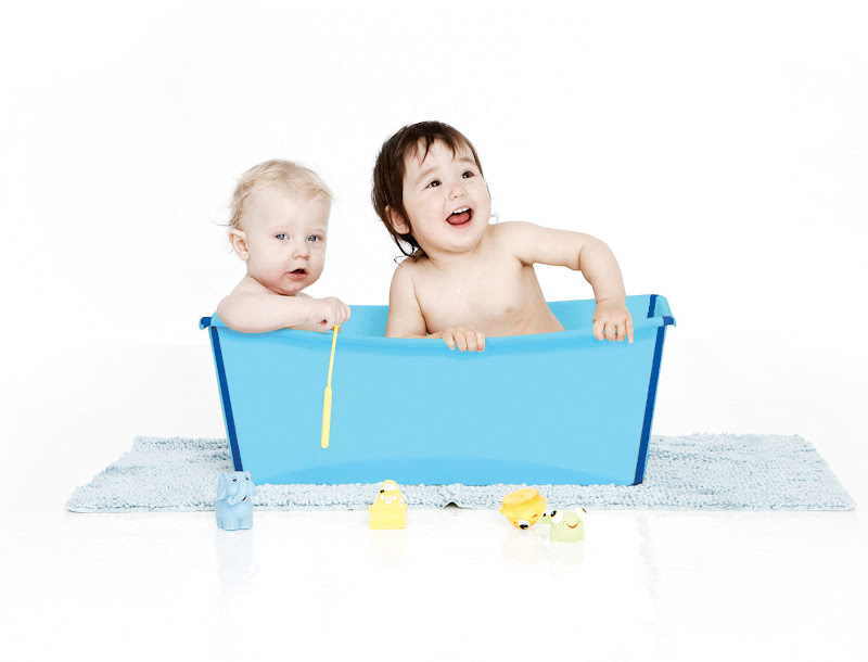 flexi bath kids travel bath tub award winning travel bath tub $ 18  title=