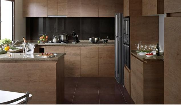 Diseños de cocinas: cocinas rusticas modernas
