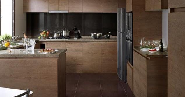 Cocinas integrales cocinas integrales modernas modelos de cocinas empotradas cocinas rusticas - Cocinas de material rusticas ...