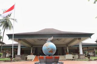 Museum Prangko Indonesia di Jakarta