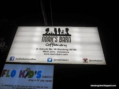 Noah's barn Coffeenery Jl. Garuda