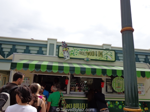 Walt Disney Studios Park Food Stand