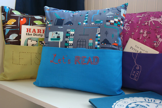 Pillow Book Ideas: Book Nook Club  12 Days of Christmas Gift Ideas for Book Lovers    ,