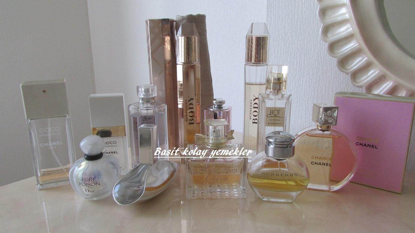 Evde Saç Parfümü Yapımı