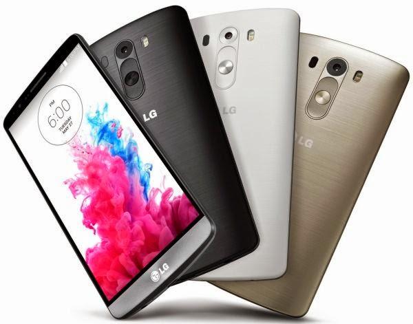 Harga LG G3 Spesifikasi Gambar pilihan warna