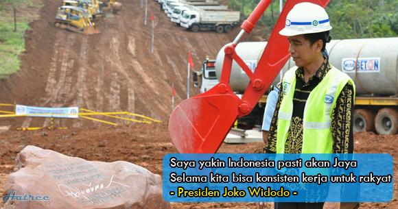 Pembangunan Kereta di Era Pemerintahan Jokowi