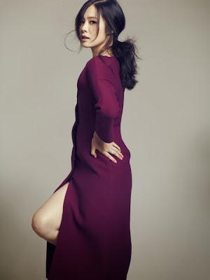 Kim Hyun Joo - Style Chosun Magazine December Issue 2013